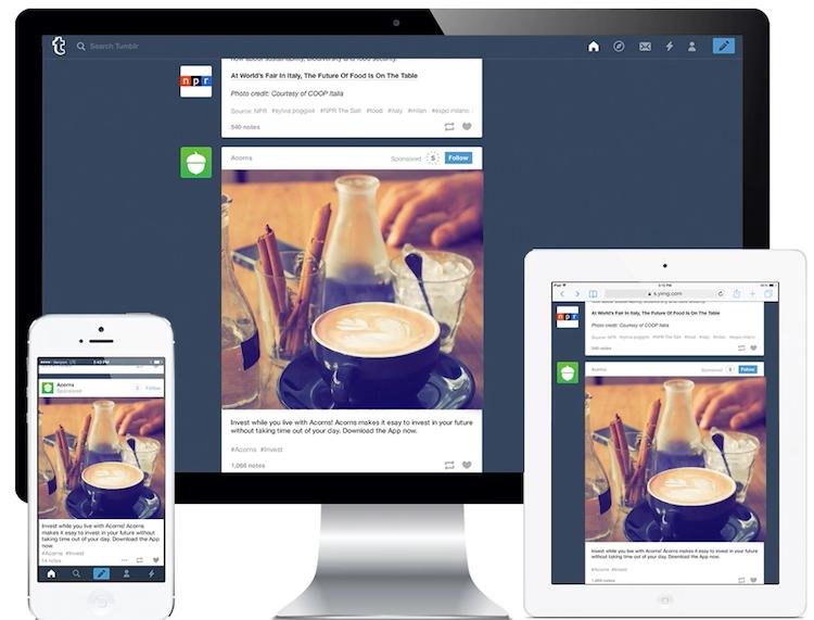 Tumblr Ads. Типы объявлений, спецификации, примеры и советы для высокоэффективных кампаний