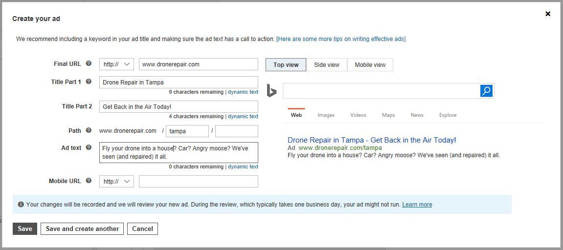 Полный гайд по рекламе в Bing