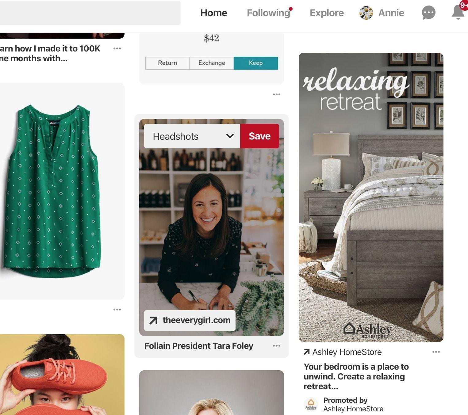 Инструкция по запуску рекламы в Pinterest