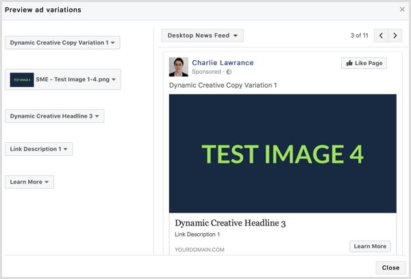 Как использовать динамические креативы в Facebook для оптимизации рекламы