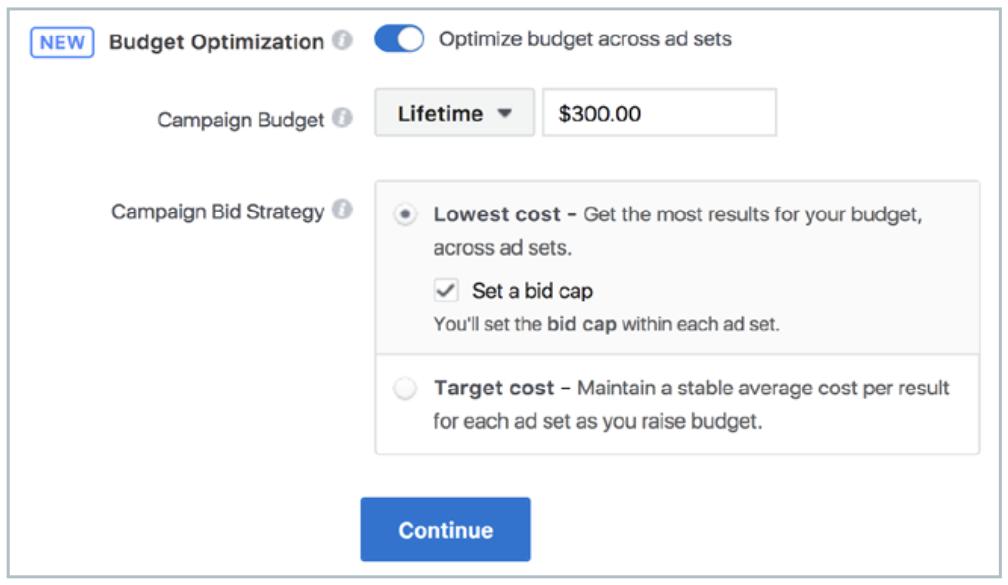 Разбираемся с рекламными стратегиями на Facebook