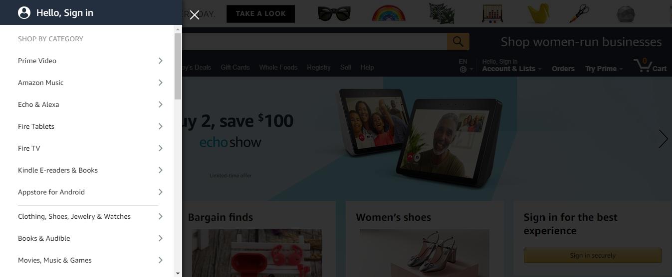 4 основы дизайна сайтов e-commerce
