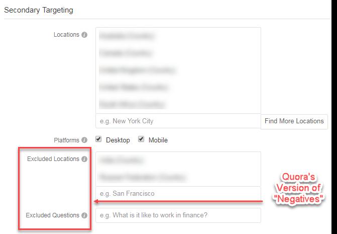 Полный гайд по рекламе в Quora