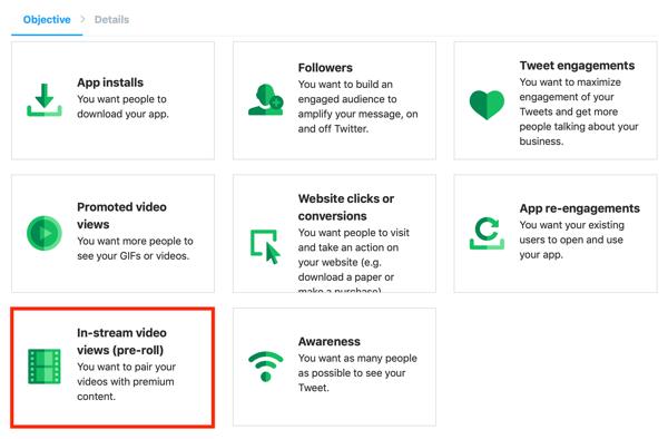 Как настроить видео рекламу в Twitter
