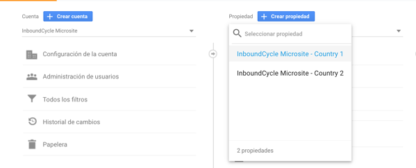 Как настроить Google Analytics для мультисайтов