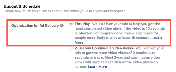 Facebook ThruPlay для видеообъявлений Facebook: что нужно знать маркетологам