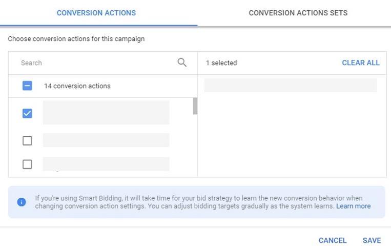 Все, что нужно знать о НОВЫХ конверсиях на уровне кампании от Google