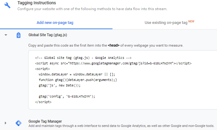 Руководство по Google Analytics App + Web