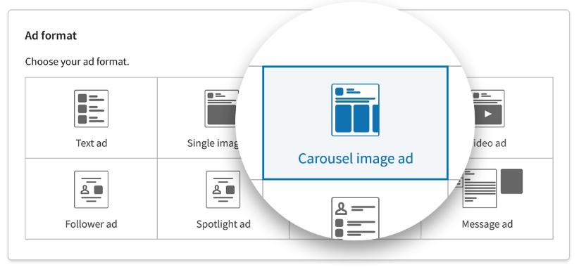 Реклама в LinkedIn Carousel: что это такое, спецификации объявлений и лучшие практики