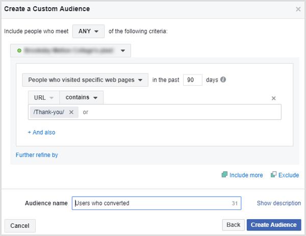 Как продавать больше с помощью пользовательской аудитории Facebook