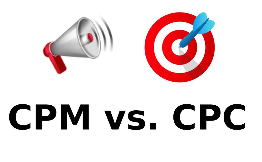CPM и CPC: в чем разница?