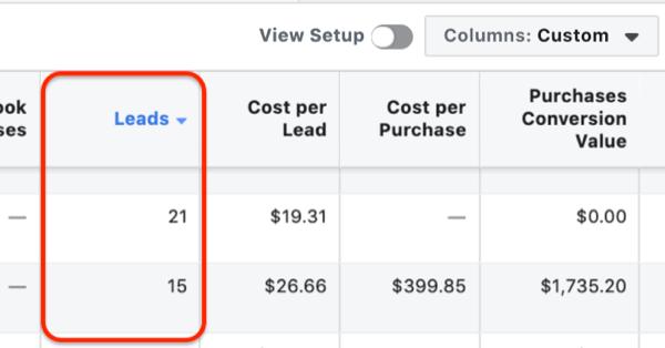 Как проанализировать результаты в Facebook: 7 метрик для отслеживания