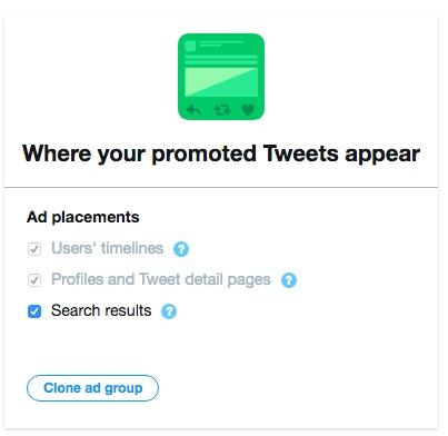 Настройка рекламы на Twitter