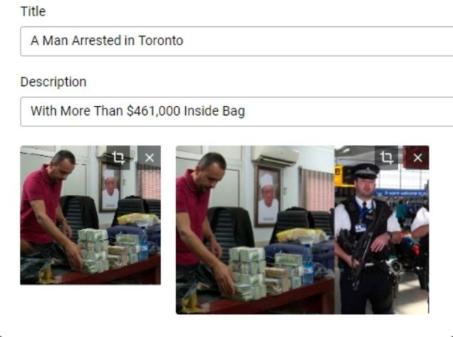 Кейс: сливаем на крипту в Канаду с пуш уведомлений